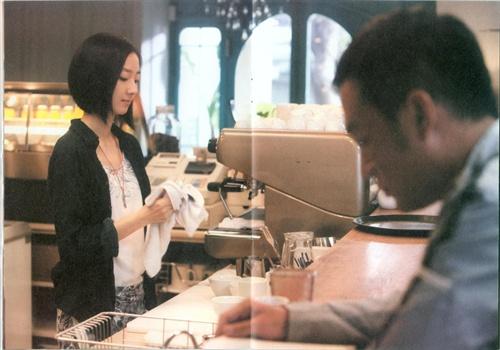 第36个故事电影海报_台北市朵儿咖啡馆link《第36个故事》电影…