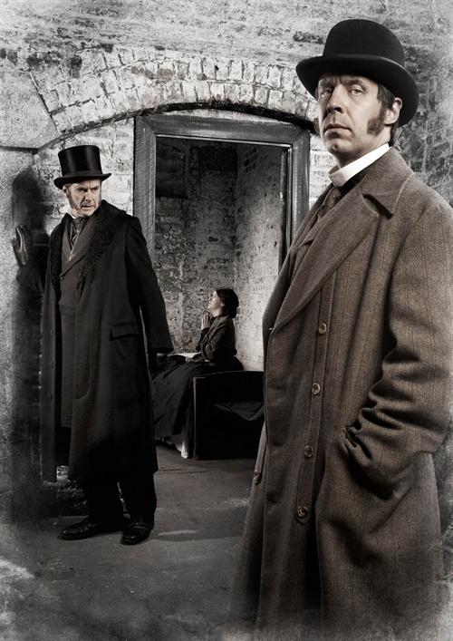 威彻尔先生的猜疑The suspicions of mr whicher(2011)海报(uk) #01