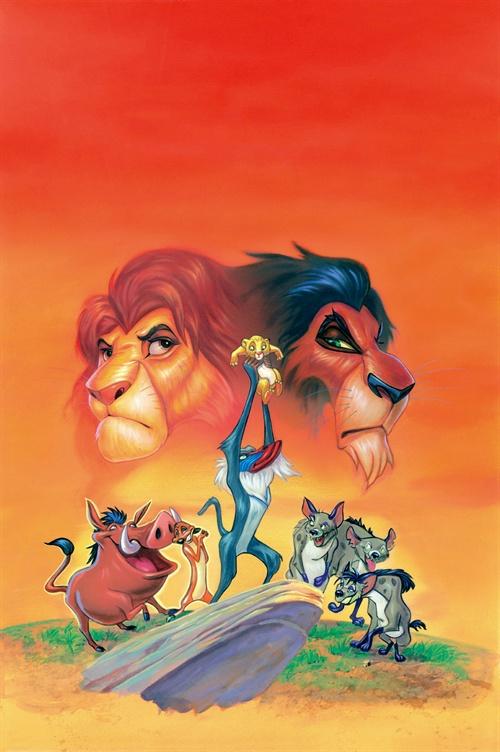 狮子王the Lion King 1994 海报 15