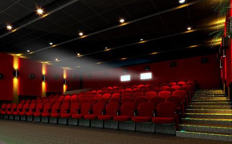 双机3D影厅