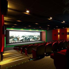舒适的放映厅