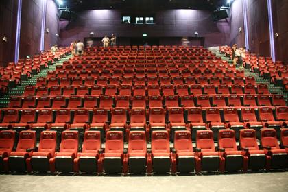 IMAX座位