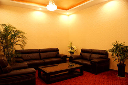 VIP厅休息区