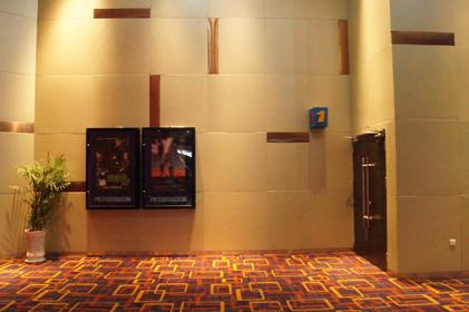 1号厅门口