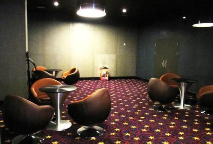 VIP休息区