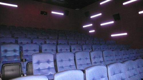 影城2号放映厅