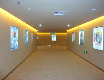 影厅内走廊