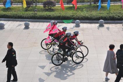 4月21日  《百里健行》徒步大赛